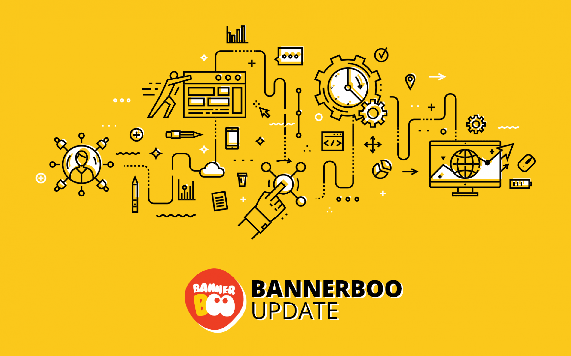BannerBoo Updates — Guides, Grid, Smooth GIF