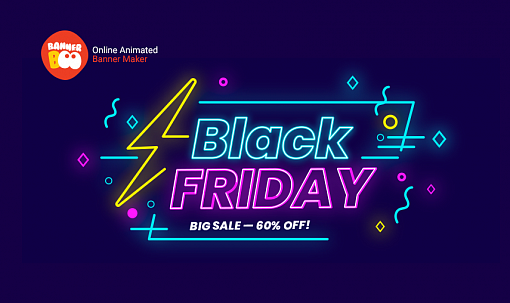 Bannerboo Black Friday — 60% OFF with Coupon Code BF2019!